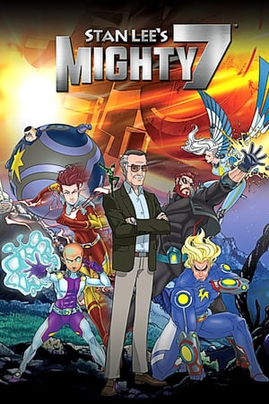 Stan Lee's Mighty 7 (2014)