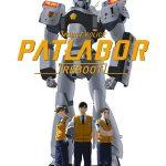 Mobile Police Patlabor Reboot (2016)