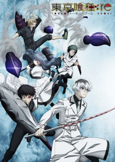 Tokyo Ghoul:re Season 3 Subtitle Indonesia