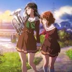 Sound! Euphonium Movie: Todoketai Melody (2017)