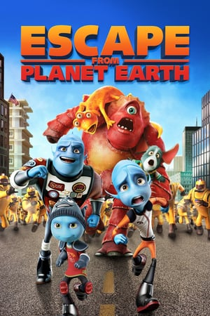 Escape from Planet Earth (2013)