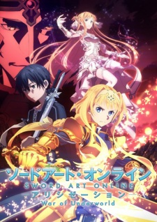 Nonton Sword Art Online: Alicization – War of Underworld Episode 6 subtitle indonesia