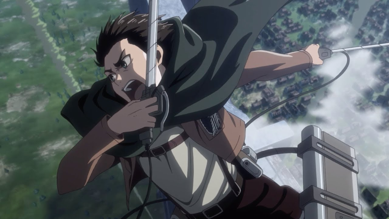 Shingeki no Kyojin Season 3 Part 2 Subtitle Indonesia
