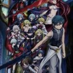 Trinity Seven: The Movie 2 – Heavens Library & Crimson Lord (2019)