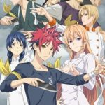 Shokugeki no Souma Season 4 Subtitle Indonesia