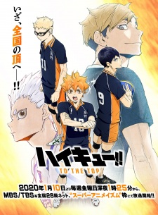 Nonton Haikyuu!! Season 4 Episode 3 Subtitle Indonesia