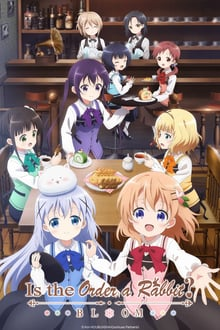 Nonton Gochuumon wa Usagi Desu ka? BLOOM Episode 3 Subtitle Indonesia