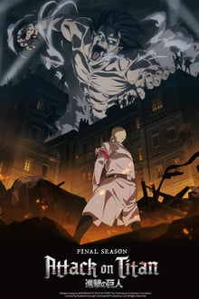 Nonton Attack on Titan: Chronicle / Shingeki no Kyojin Season 4: The Final Episode 15 Subtitle Indonesia
