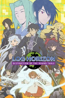 Nonton Log Horizon Season 3: Entaku Houkai Episode 1 Subtitle Indonesia