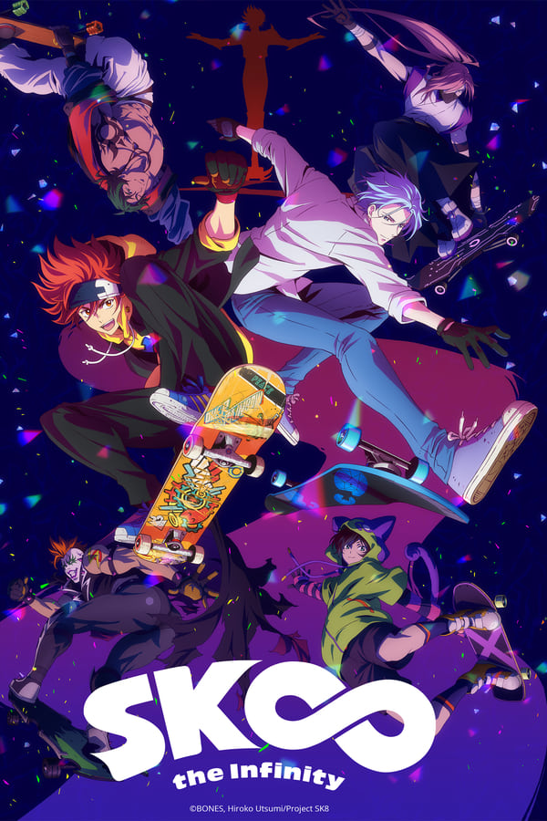 Nonton SK8 the Infinity Episode 3 Subtitle Indonesia