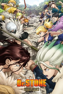 Nonton Dr. Stone Season 2: Stone Wars Episode 2 Subtitle Indonesia