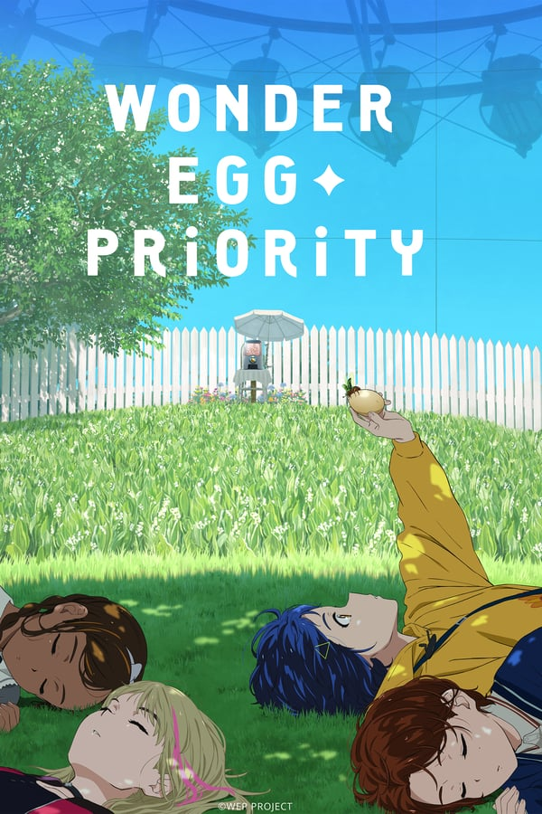 Nonton Wonder Egg Priority Episode 1 Subtitle Indonesia